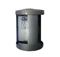 Gabinete giratorio para Lavado de Cabezas